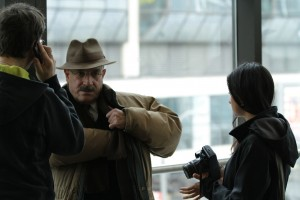 Jay Ferguson, Supinder Wraich, Hrant Alianak at Ryerson University Toronto, Production Stills | Guidestones Web Series