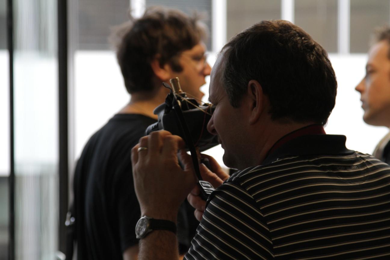 Guidestones Web Series | Production Photos, Ryerson ...