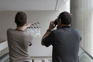 Ryerson University Toronto, Production Stills | Guidestones Web Series
