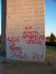 GA, Georgia Guidestones Vandalized | Guidestones Web Series