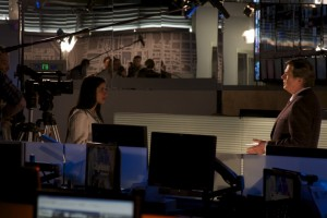 Gord Martineau, Supinder Wraich, News Room | Guidestones Web Series