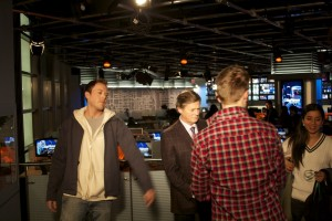 Gord Martineau, Dan Fox, Supinder Wraich, News Room | Guidestones Web Series