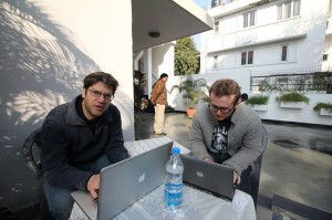 Director Jay Ferguson in India | Guidestones Web Series