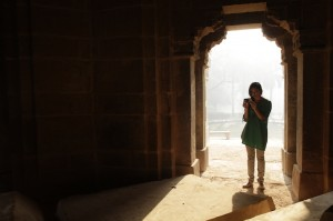 Production Photo in India, Supinder Wraich | Guidestones Web Series