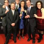 Guidestones Wins Canadian Screen Award